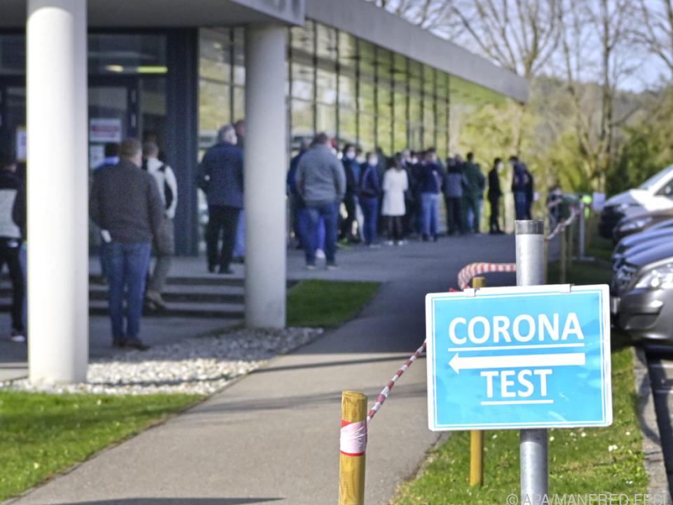 Gemeindevertreter denken an Zurückfahren der Test-Infrastruktur