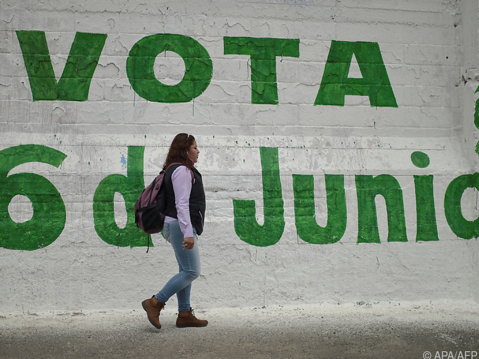 Größte Wahl in der Geschichte Mexikos