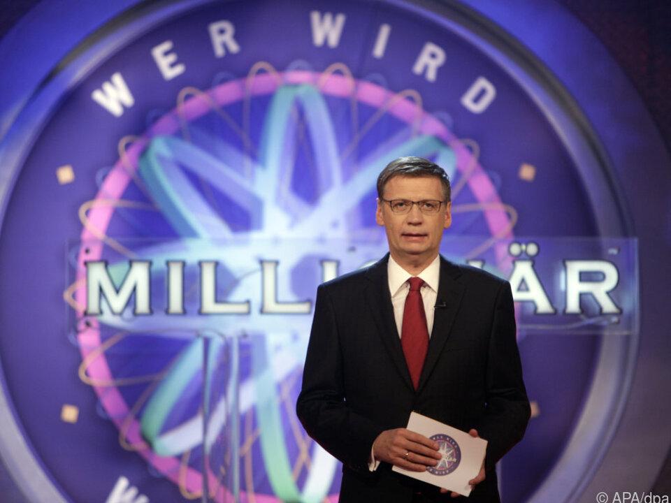 Günther Jauch ist mit der Quizshow schon lange auf Erfolgskurs