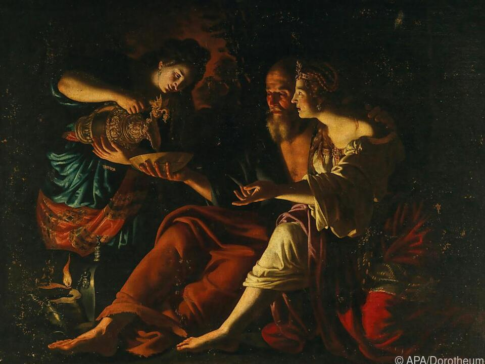 Guerrieris Gemälde \
