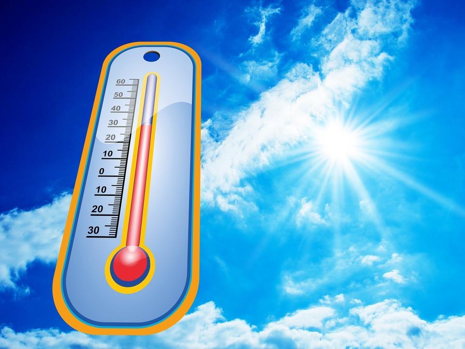 Sonne Hitze