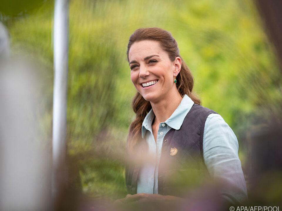 Herzogin Kate möchte Denkweise über frühe Kindheit verändern