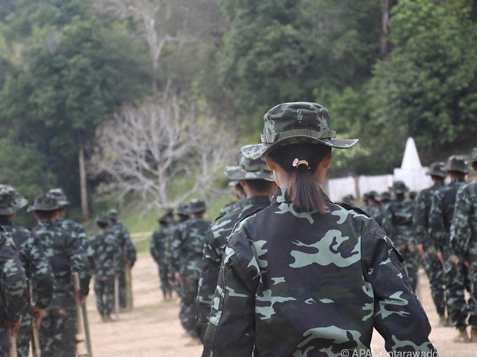 In Myanmar entstehen immer mehr Rebellengruppen gegen die Militärjunta