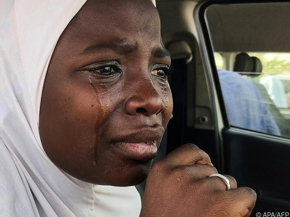 In Nigeria werden immer wieder Schülerinnen entführt