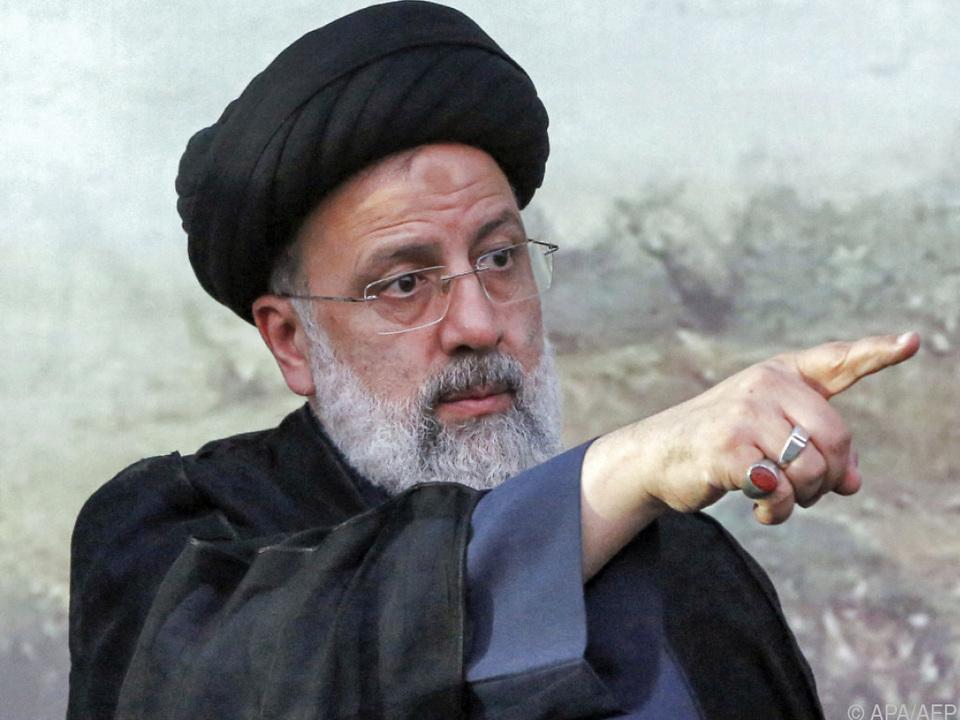 Iranischer Wahlsieger Raisi wird international kritisch gesehen