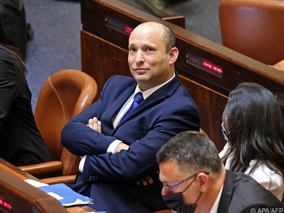 Israels neuer Premier Bennett