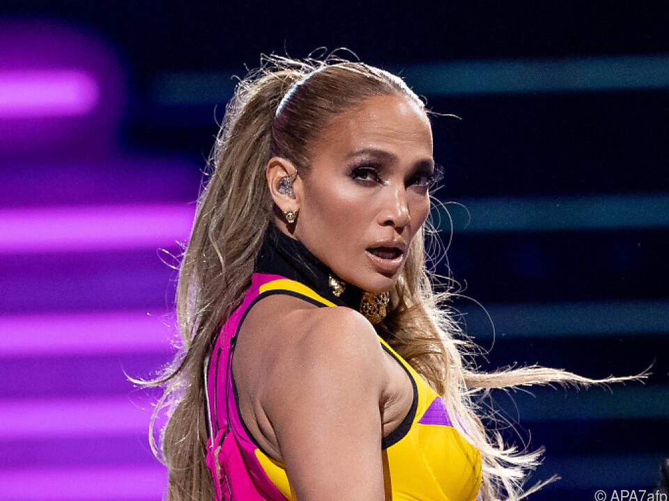 Jennifer Lopez macht gemeinsame Sache mit Netflix