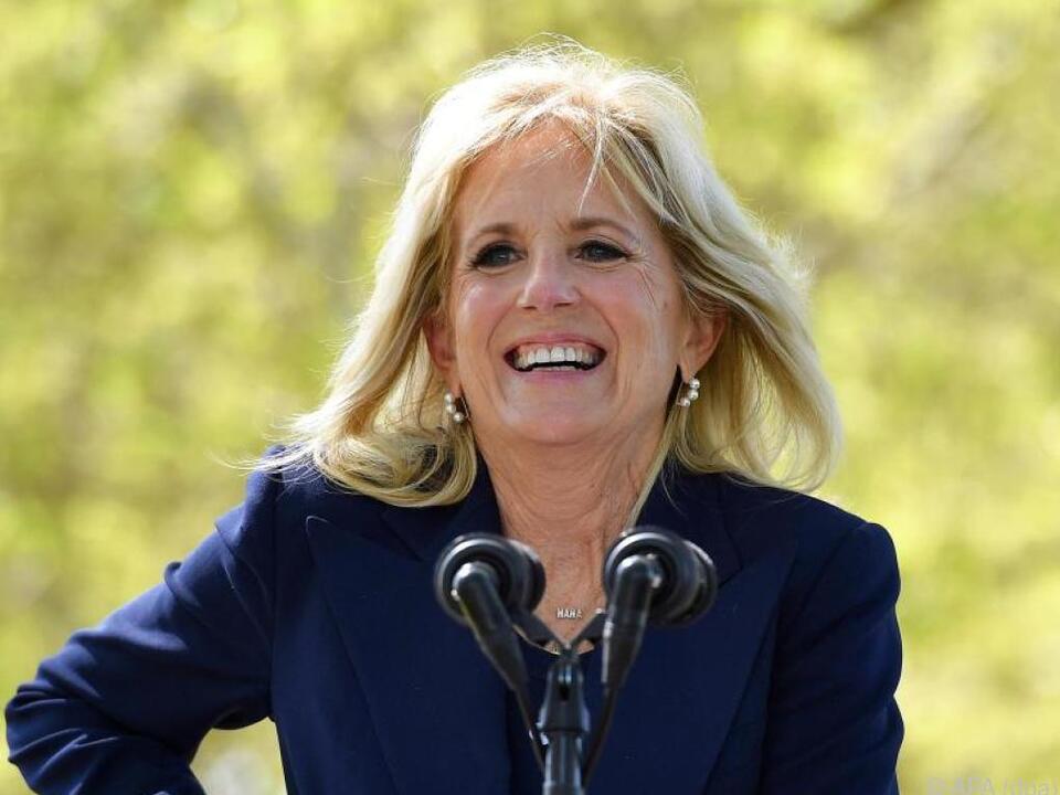 Jill ist bereits seit 40 Jahren mit Joe Biden verheiratet