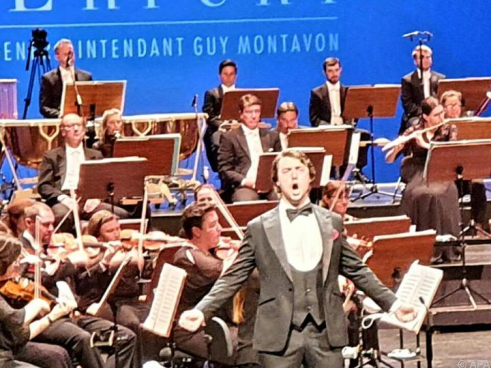 Joshua Lovell triumphiert in Erfurt beim Belvedere-Bewerb
