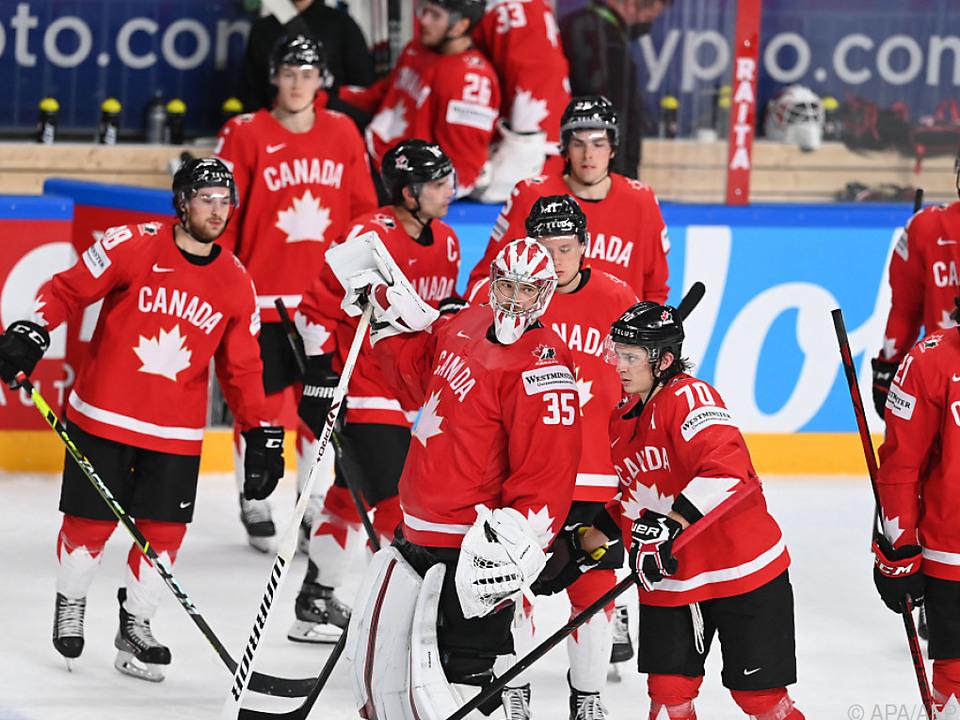 Kanada steht doch noch im WM-Viertelfinale
