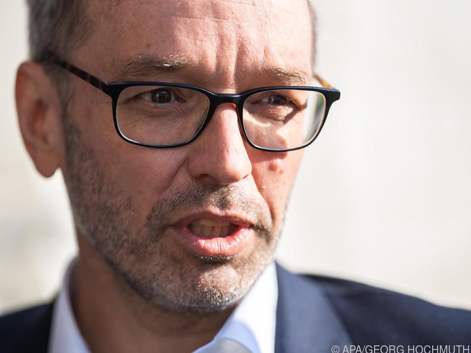 Kickl als neuer FPÖ-Chef designiert