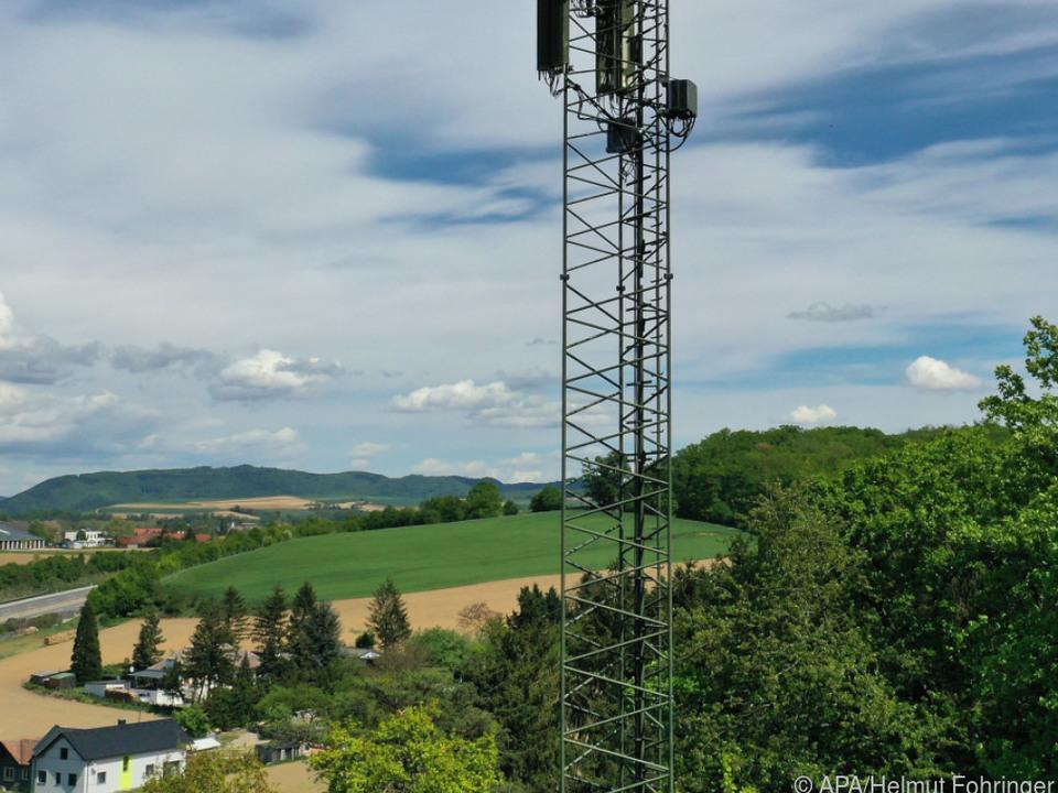 Schnellerer Mobilfunkstandard kommt bei uns noch kaum zum Einsatz