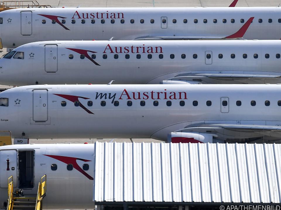 Luftverkehr kam zum Höhepunkt der Krise zum Erliegen
