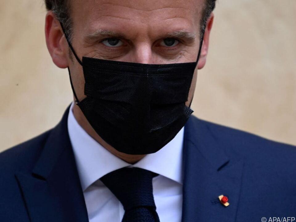 Macron bei einer Reise nach Südfrankreich attackiert