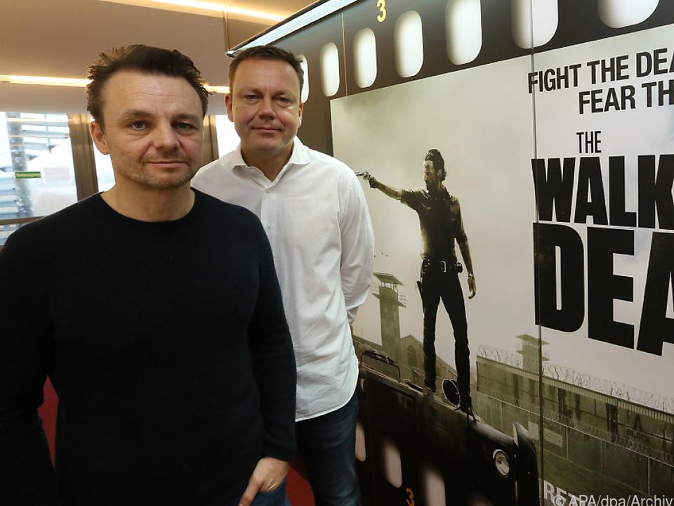 Michael Deffert (links) starb im Alter von 53 Jahren