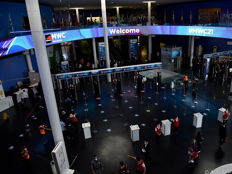 Mobile World Congress in Barcelona begonnen
