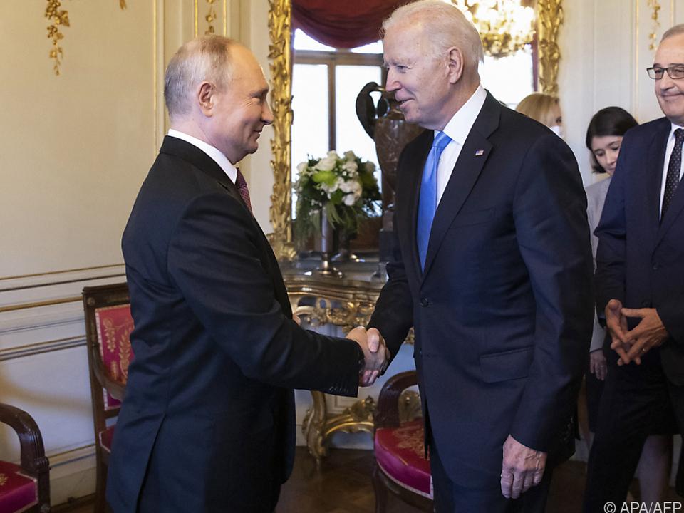 Moskau sieht Treffen in Genf als Erfolg