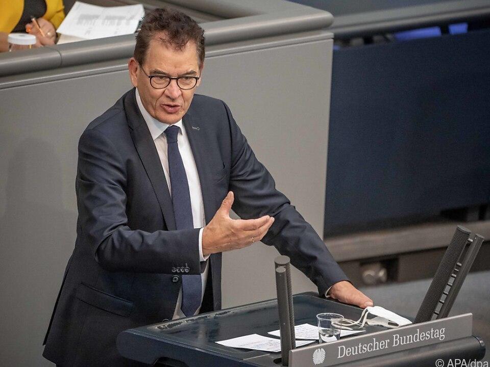 Müller verwies auf Zustandekommen gegen starken Lobbydruck