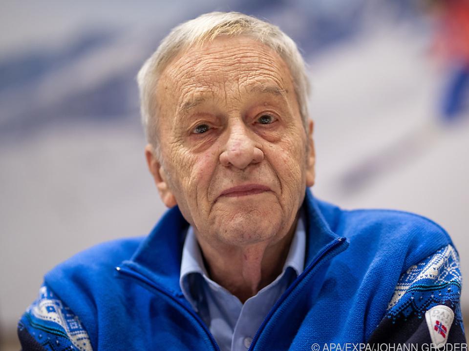 Nach 23 Jahren geht Ära von GF Kasper als FIS-Präsident zu Ende