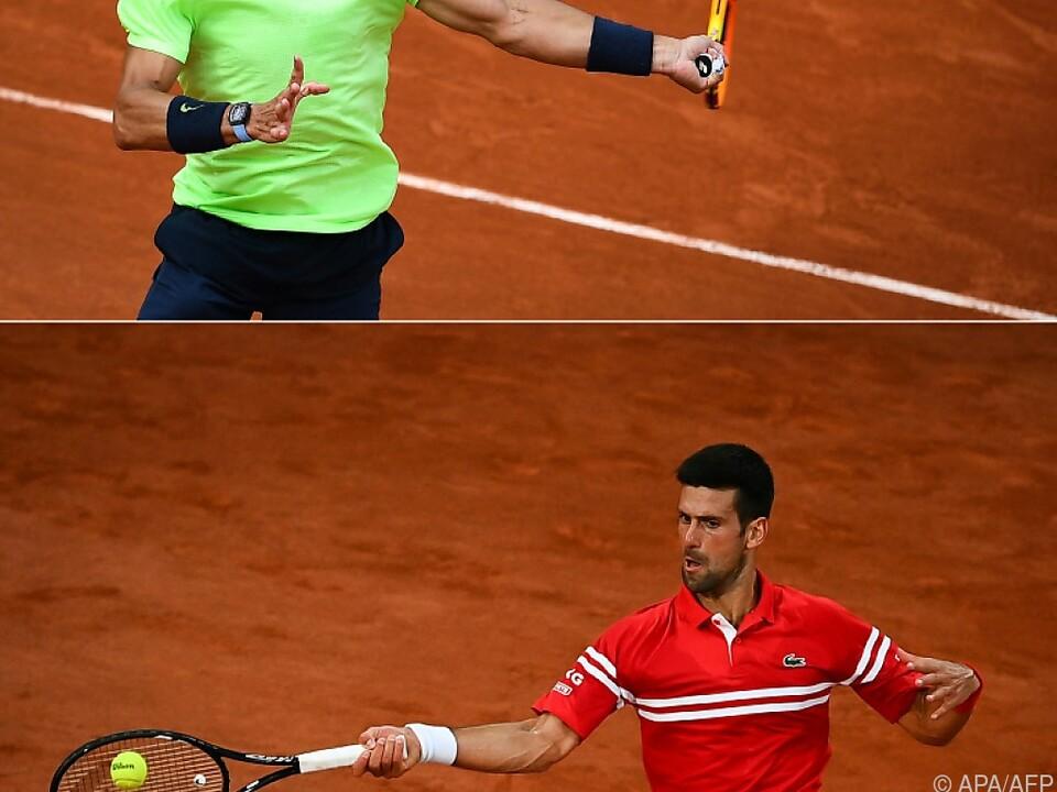 Nadal im Traum-Halbfinale von Paris der Favorit