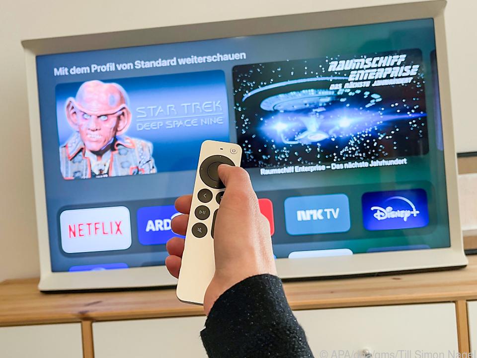 Neuer Chip, neue Fernbedienung. Das Apple TV 4K hat ein Update bekommen