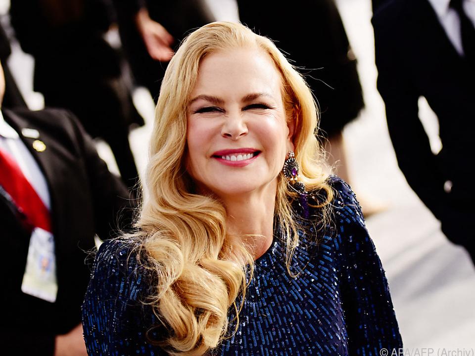 Nicole Kidman wäre gerne lustig