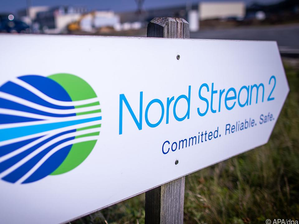 Nord Stream 2 kann die Arbeit aufnehmen