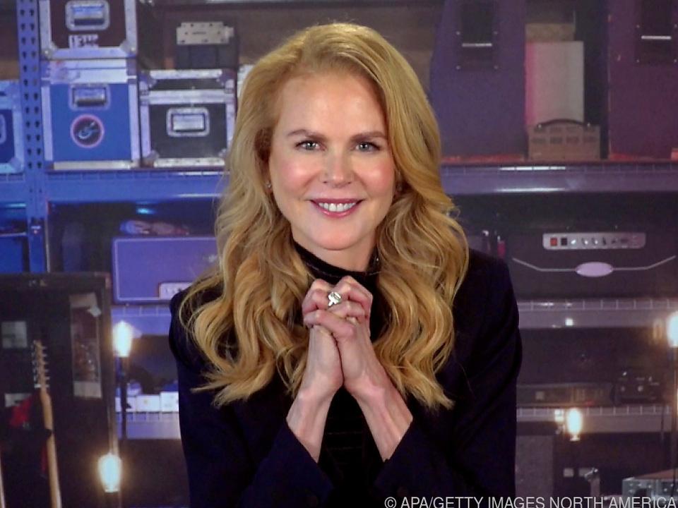 Oscar-Preisträgerin Nicole Kidman (53)