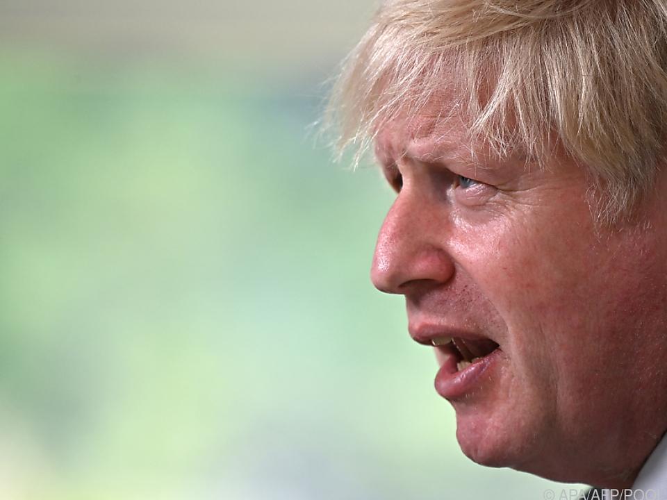 Premierminister Johnson musste geplante Lockerungen verschieben