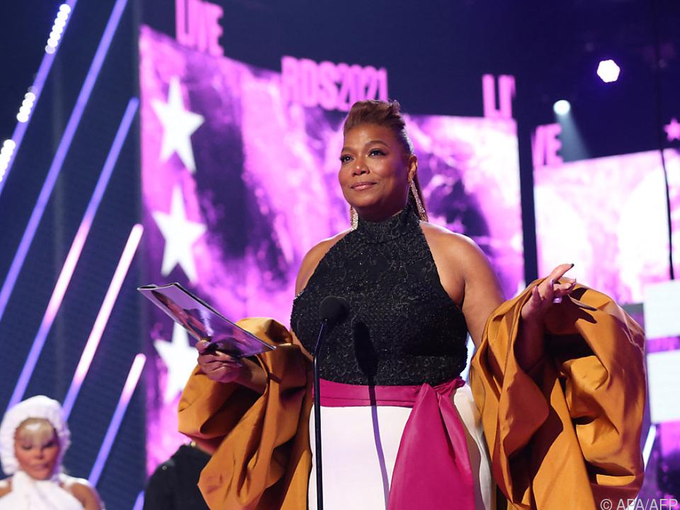Queen Latifah bei der Verleihung der BET Awards in Los Angeles