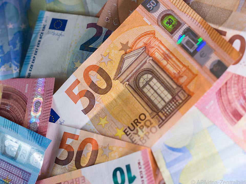 Rund 21 Mrd. Euro wurden alleine in sieben Monaten Corona ausbezahlt