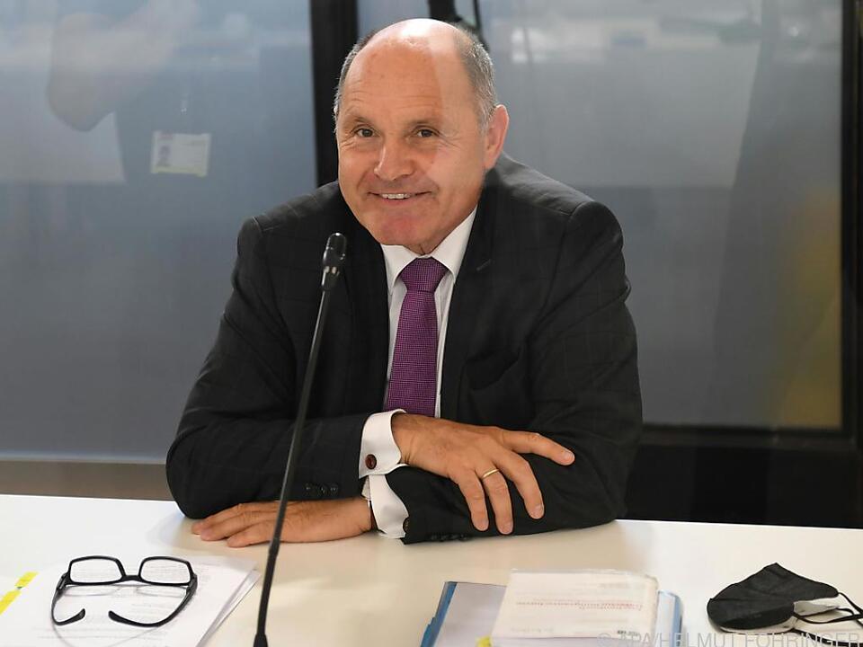Sobotka zum zweiten Mal im U-Ausschuss befragt