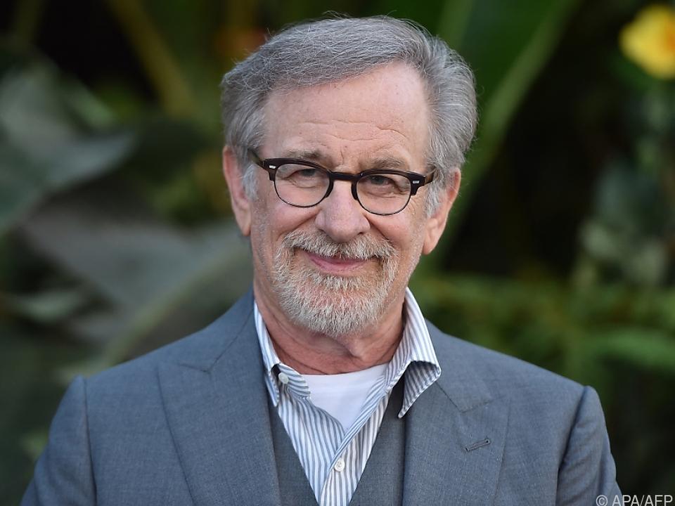 Spielberg will Geschichten erzählen