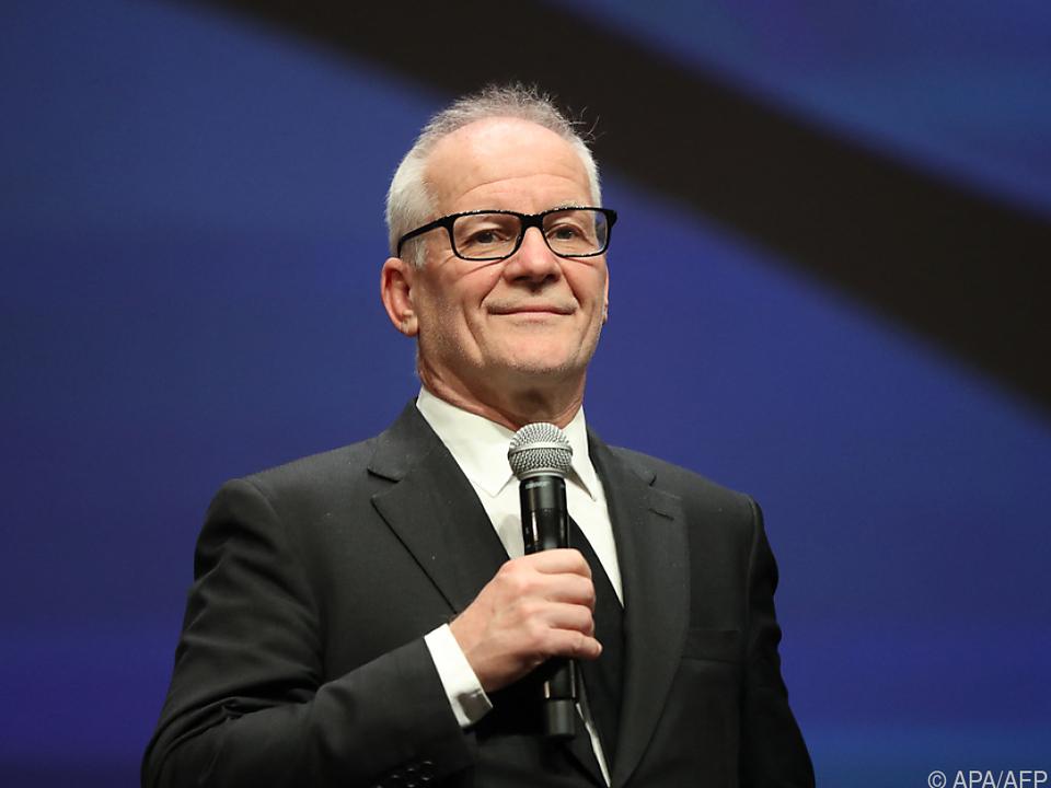 Thierry Fremaux gab das Programm von Cannes bekannt
