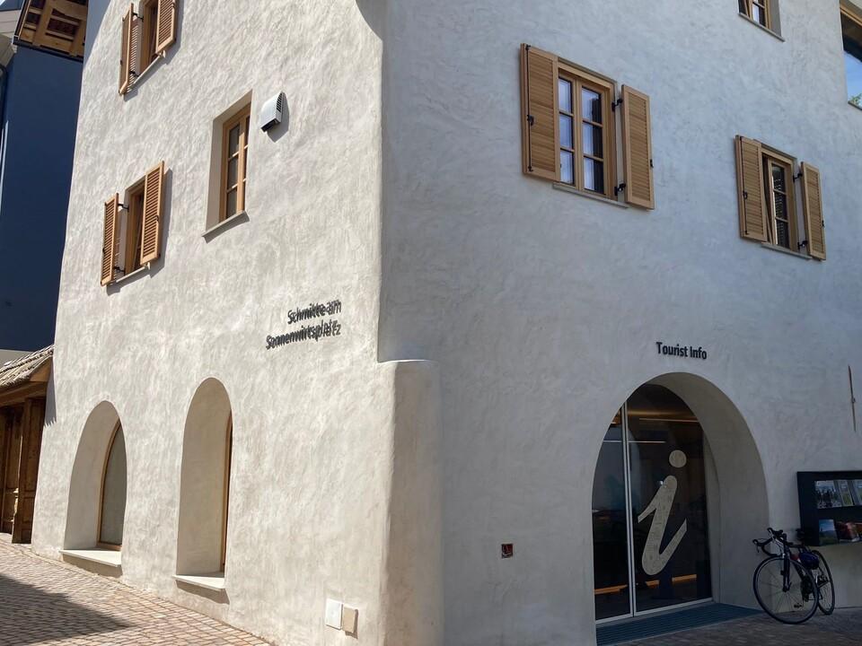 Tourismusverein Eppan Neuer Sitz