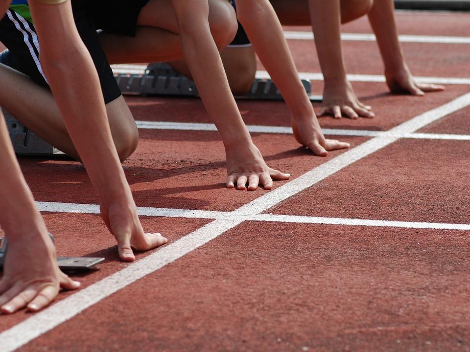 leichtathletik sport symbol olympia lauf