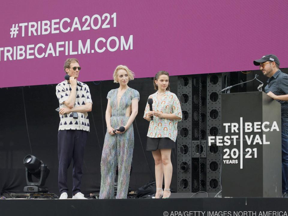 Tribeca Festival vergab Publikumspreise
