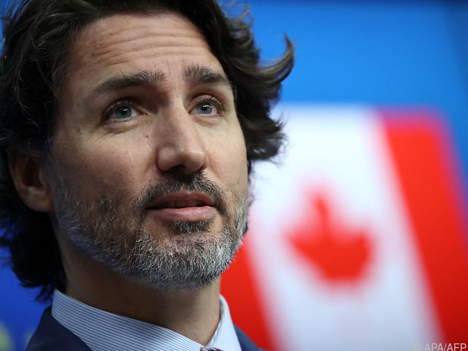 Trudeau sieht katholische Kirche gefordert