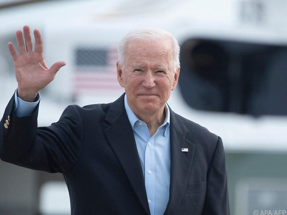 US-Präsident Biden beginnt seine Europatour in Großbritannien
