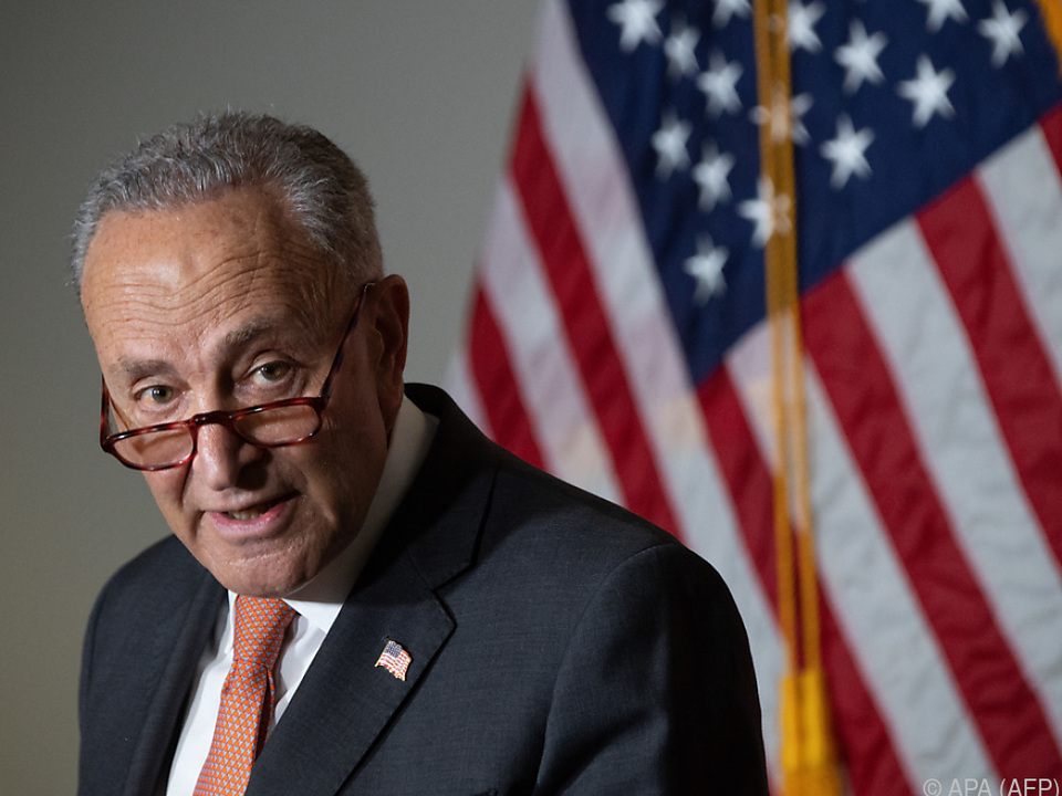 US-Senator Chuck Schumer will mehr Investitionen in Technologie