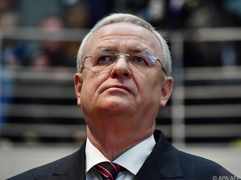 VW schafft Vergleich mit Ex-Chef Winterkorn