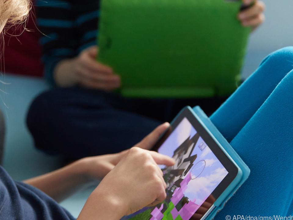An jedem Tablet lassen sich Sicherheits- und Jugendschutzeinstellungen tätigen