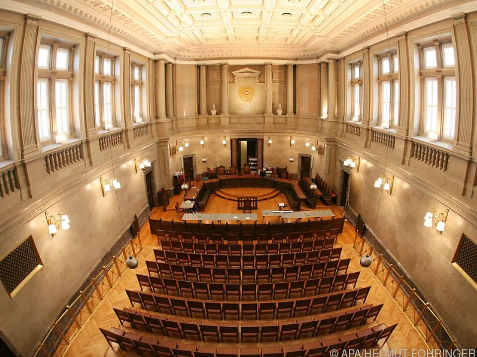 Wiener Landesgericht im Juli Schauplatz eines IS-Terror-Prozesses