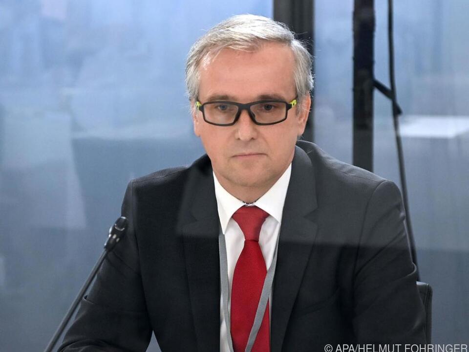 WKStA-Gruppenleiter Weratschnig im U-Ausschuss