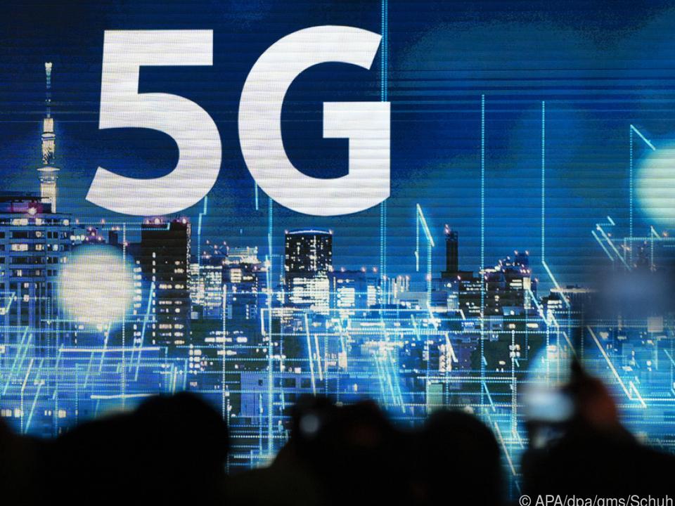 5G ist der Kurzname für den aktuell schnellsten Mobilfunkstandard