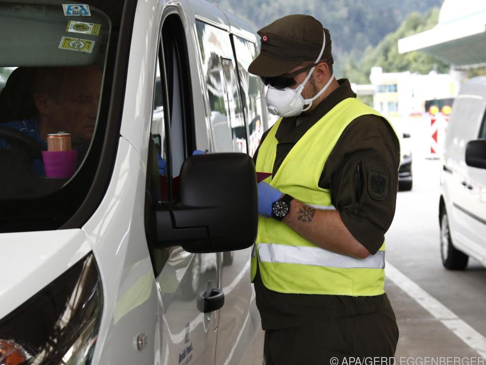 Ab Donnerstag Verschärfungen an Sloweniens Grenzen
