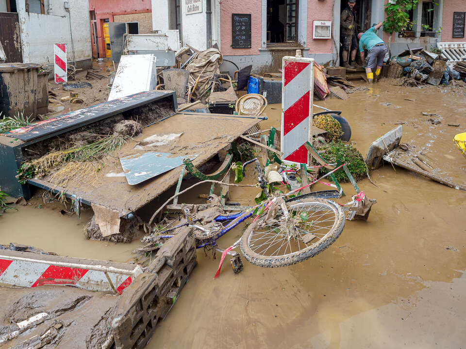Ahrweiler, Hochwasserkatastrofe 2021 Foto D. Pohlmann