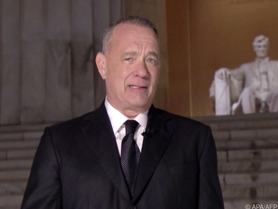 Auch im Pensionsalter bringt Hanks Erfolgsfilme auf die Leinwand