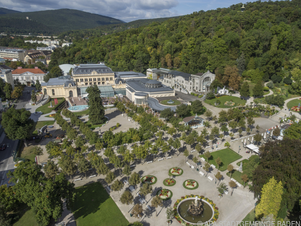 Baden bei Wien darf sich künftig mit dem Welterbeprädikat schmücken