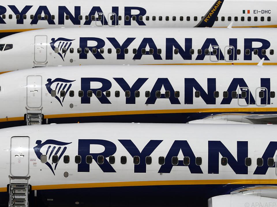 Bei Ryanair werden wieder mehr Flüge gebucht